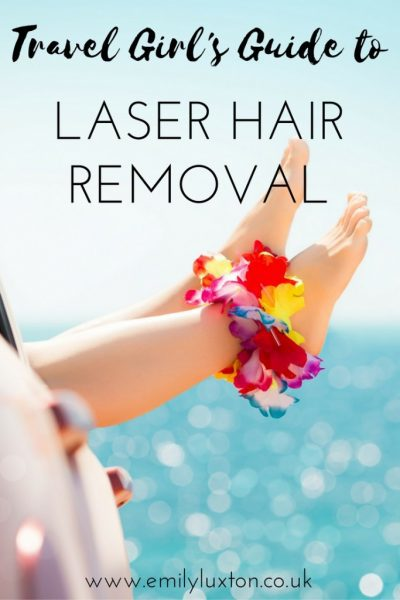Travel Girl's Guide to Laser Hair Removal