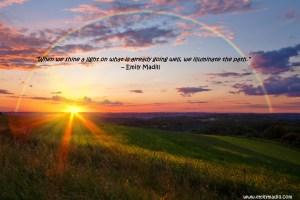 Illuminate, Illuminate the Path, Intention, Focus, Goals, Motivation, Dreams, Beliefs, Attitude, life Coach, Emily Madill, LovingLife