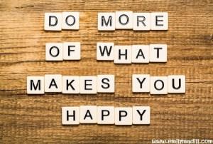 Happy, Happiness Tips, Joyful Habits, Intention, Mindset, Life Coach, Emily Madill, LovingLife