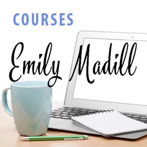 Love Life Courses, Emily Madill Courses, Fall in Love With Your Life E-Course, E-Courses, Love Life Courses, Life Coach, Emily Madill, Empowerment, Self-Care, Self-Love, Self-Worth, LovingLife