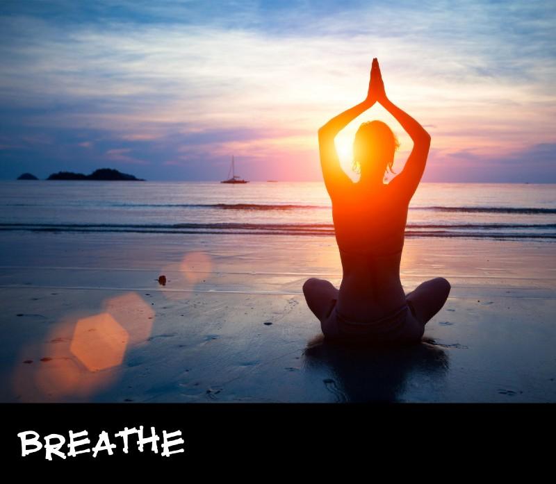 Breathe Self Care Practice, Mindful Breathing, Presence, Joyful Habit, Healthy Habit, Mindfulness, Work-Life Balance, Life Coach, Emily Madill, LovingLife