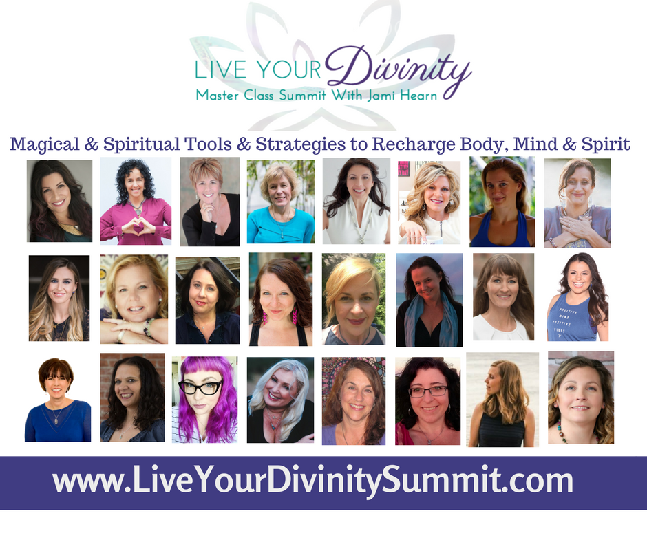 Live Your Divinity Summit, Emily Madill, Self-Love, Feminine Wisdom, Divine Feminine, Spiritual Tools, Self-Love Strategies, Empowered Living