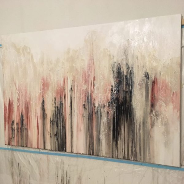 abstract art, large painting, abstract painting