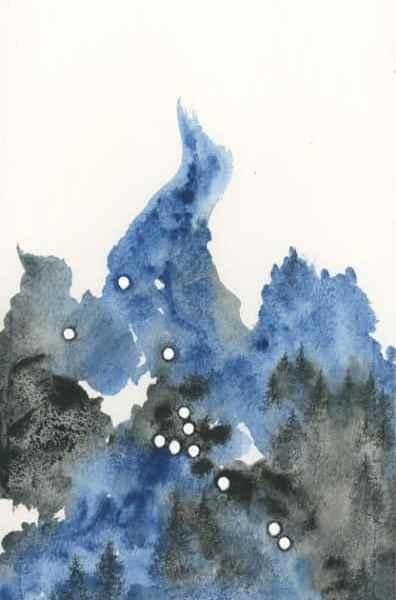 taurus art, zodiac art, constellation art