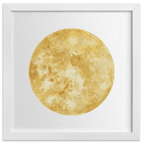 """Golden Moon"" Prints"