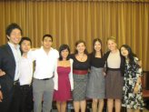 61st Japan-America Student Council (JASC), BRICs Roundtable Group, Japan 2009