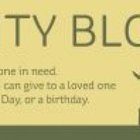 Charity Blog Hop!