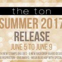 The Ton Stamps Summer Release: Day 4