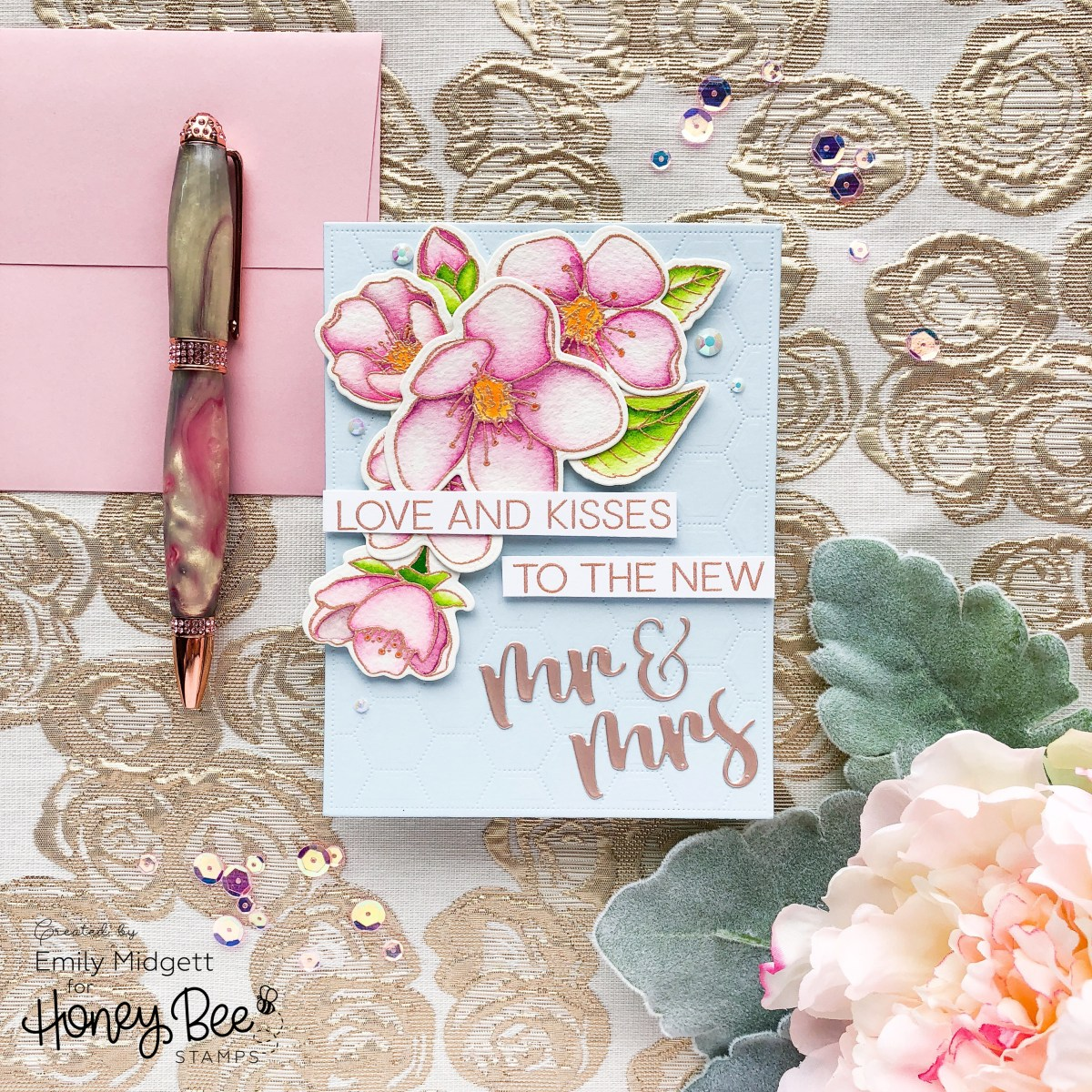 Honey Bee Stamps Birthday Release: Day 1!