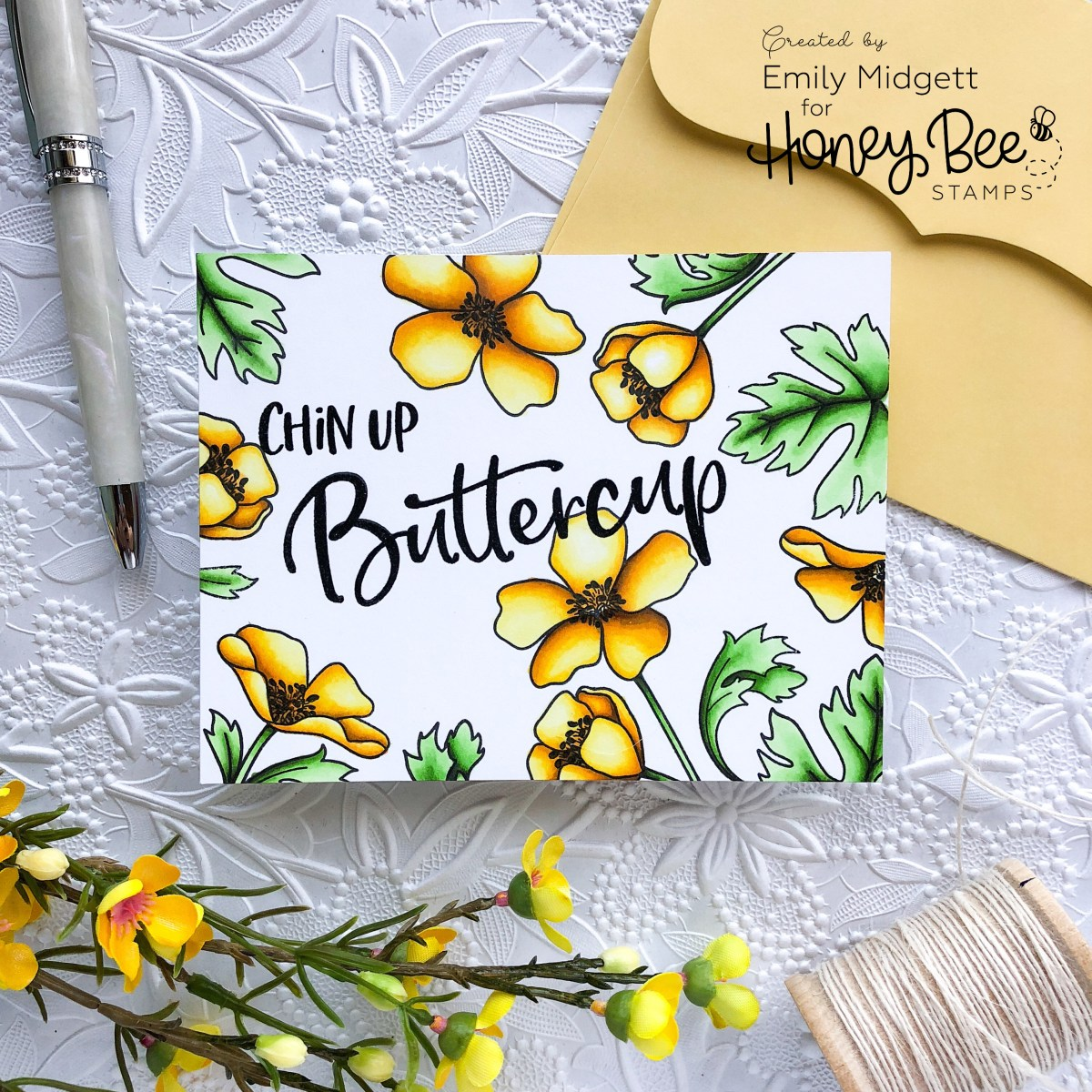 Honey Bee Stamps Bee Bold Release Blog Hop!