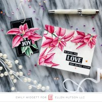 Blooming Christmas with Ellen Hutson!