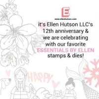 Ellen Hutson 12th Anniversary!