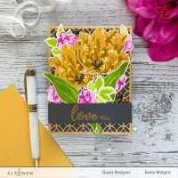 Altenew Build A Flower Parrot Tulip Blog Hop+Giveaway!