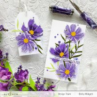 Altenew Craft A Flower Cosmos Blog Hop + Giveaway!