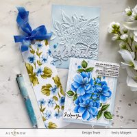 Altenew Storybook Fantasy Stamps/Dies/Stencils/Embossing Folders Collection Release Blog Hop + Giveaway
