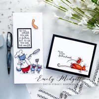 New Anita Jeram Stamps from Colorado Craft Company!