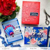 Altenew Adventures Ahead Stamps/Dies/Stencils/More Collection Release Blog Hop + Giveaway