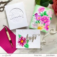 Altenew Craft Your Life Project Kit: Lush Garden Release Blog Hop + Giveaway