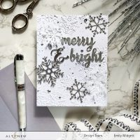 Altenew Rustic Charm Stamp/Die/Stencils/Embossing Folders/Washi Tape/Brush Marker/Fine Mister Collection Release Blog Hop + Giveaway ($300 in total prizes)