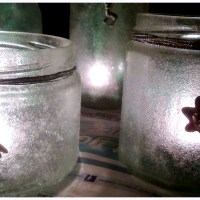 How to Make Your Own Icicle Candle Holder