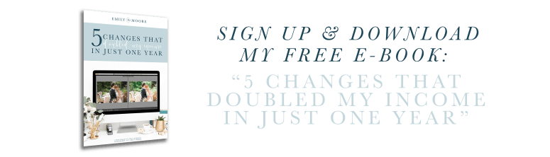 5 Changes the Doubled my Income in Just One Year