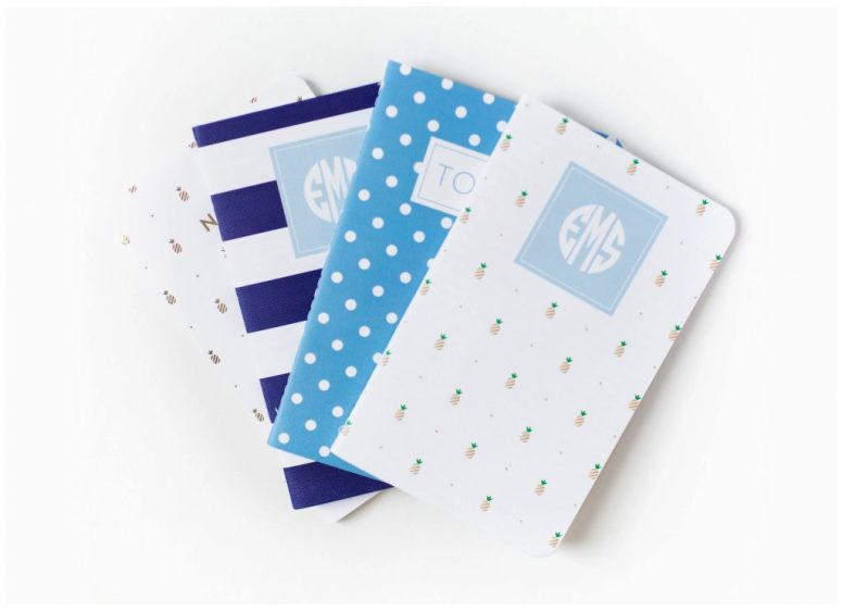 Gift Idea | Notebooks from Maydesigns | Emily Moore Photo