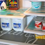 Creating a clean and organized refrigerator with DIY fridge coasters