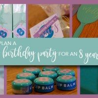Eight wishes on an eighth birthday