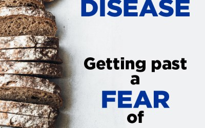 Getting past a fear of food