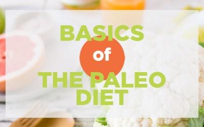 The basics of a Paleo diet