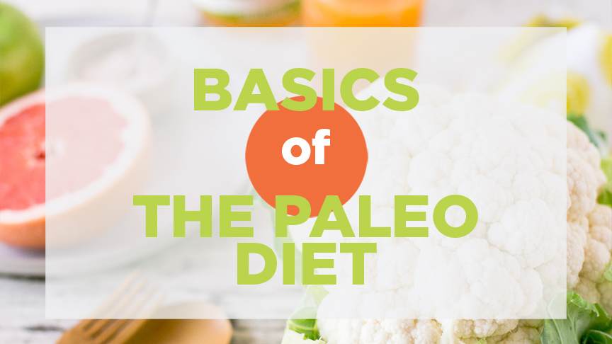 The basics of a Paleo diet