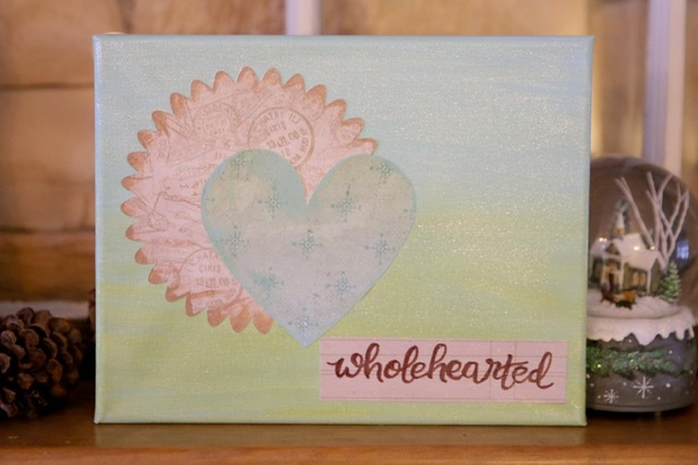 My word for 2021: Wholehearted