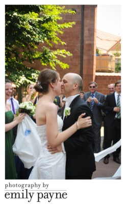 Rob and Christina Get Married!