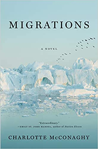 Emily P.G. Erickson's recommended reading for August: Migrations by Charlotte McConaghy