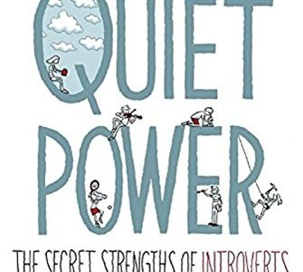 Quiet Power Cover