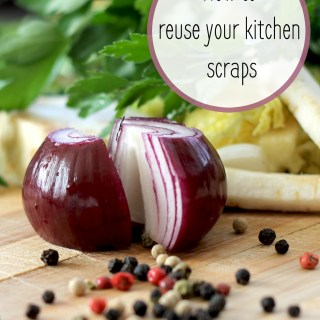 Reuse your kitchen waste