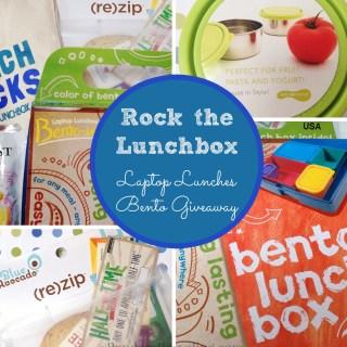 Rock the Lunchbox. #schoollunch #backtoschool