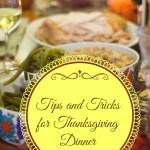 Tips and tricks for making Thanksgiving dinner