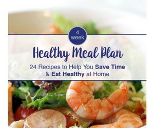 Overwhelmed with Meal Planning? My healthy meal plan book is here!
