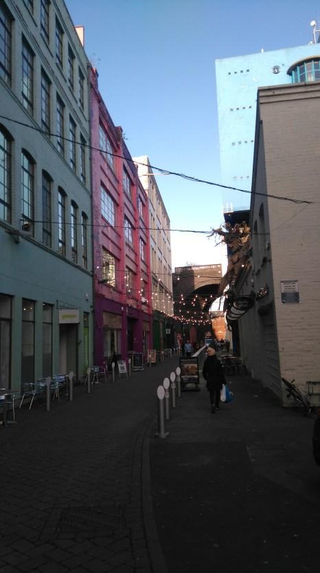 Gibbs Street