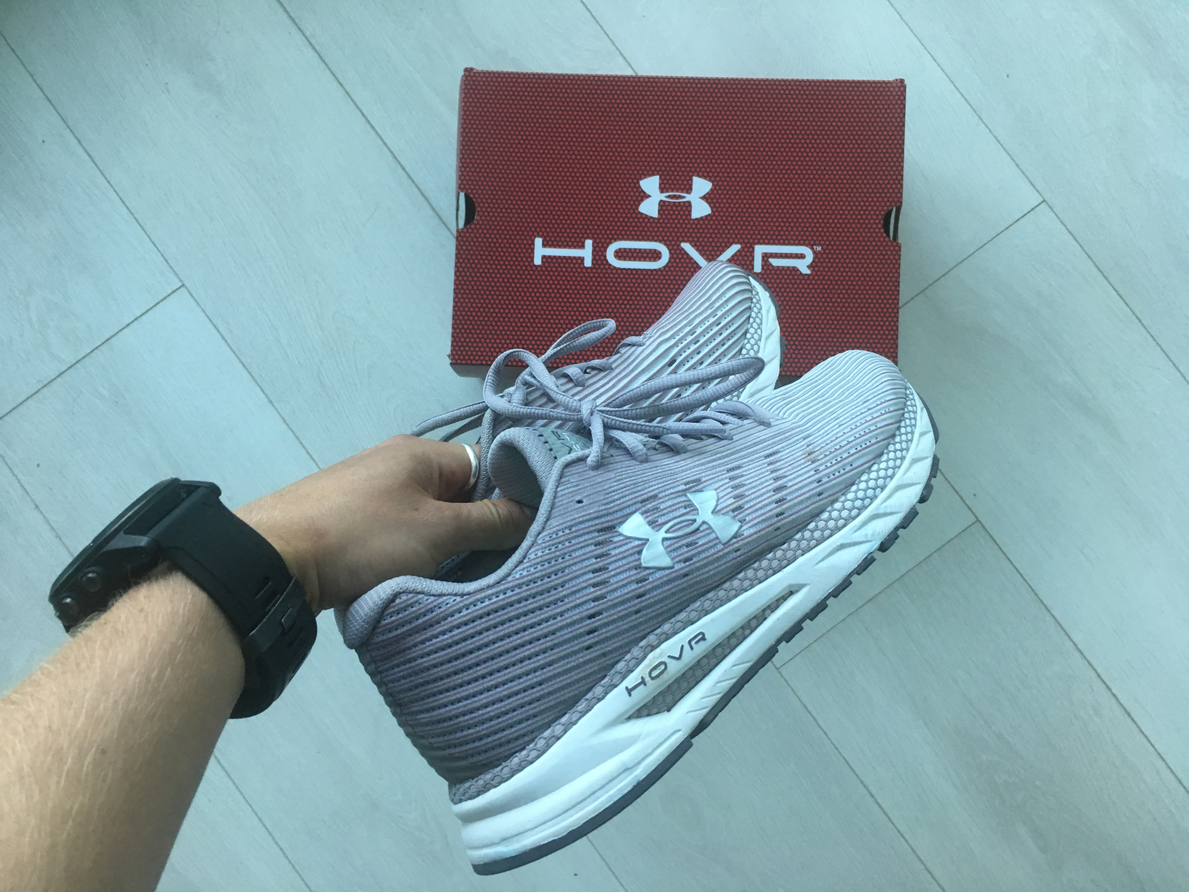 Running Shoe Review: UA HOVR™ Velociti