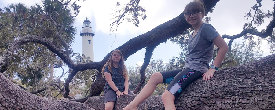 Blog Family weekend trip to St Simons Island