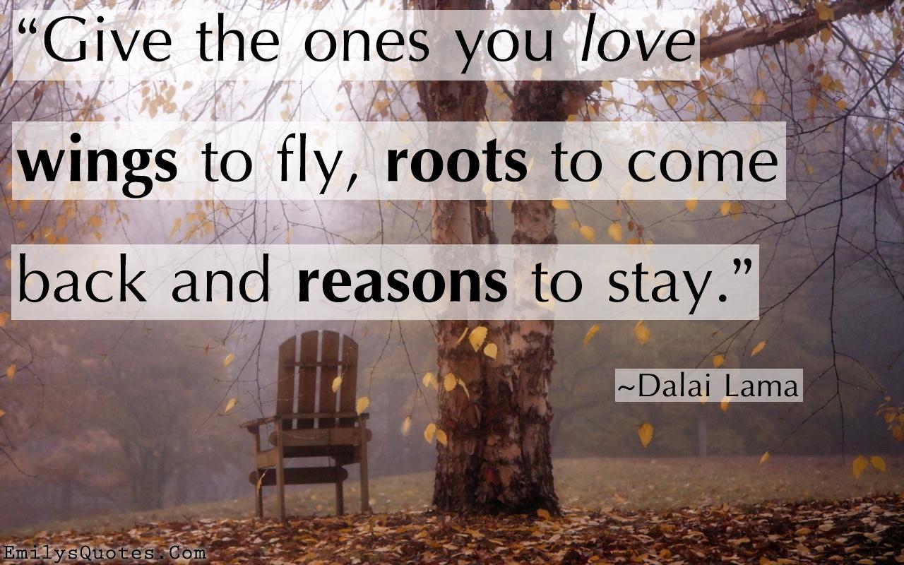 EmilysQuotes.Com - love, realationship, positive, reason, freedom, being a good person, Dalai Lama