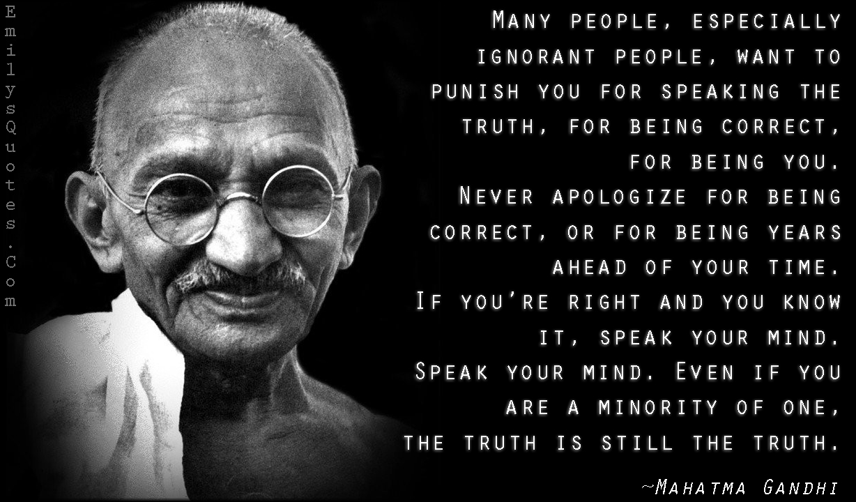 Tell The Truth (quotes)
