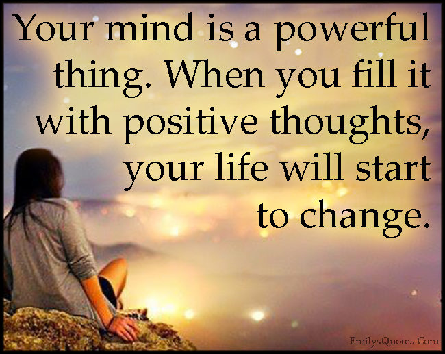 Top 12 Power of Positive Thinking Quotes – successstoryweb