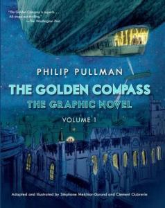 Cover of the Golden Compass Vol. 1