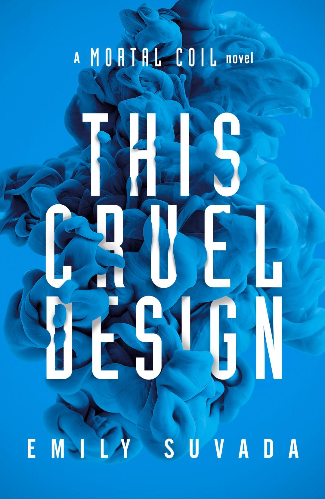 This Cruel Design UK Cover
