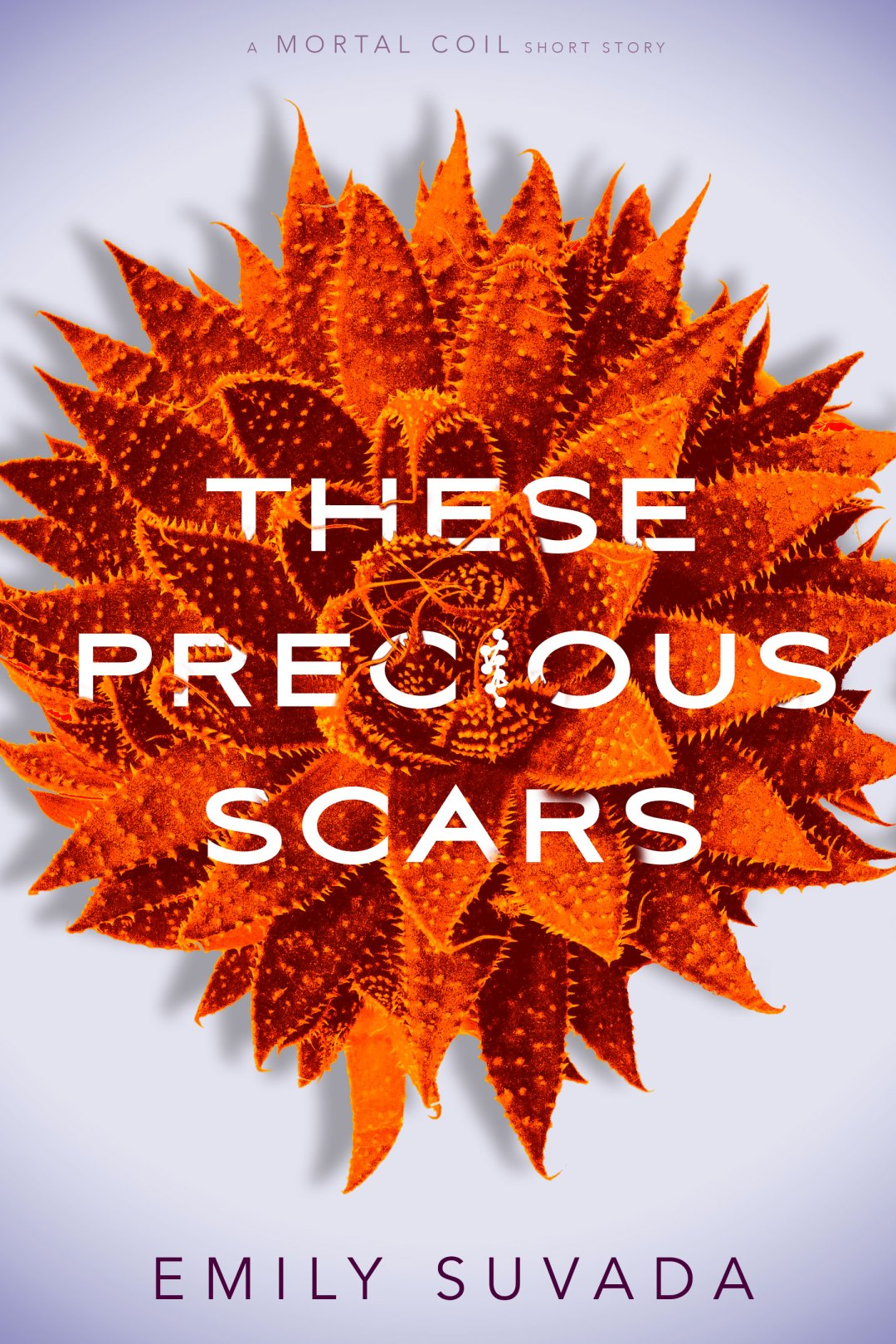 These Precious Scars US Cover