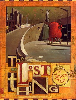 The_Lost_Thing_cover