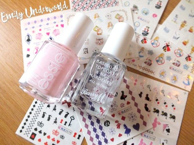 alice-in-wonderland-nail-decals